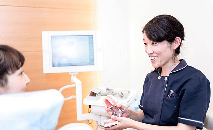 予防歯科 歯のクリーニング 定期健診