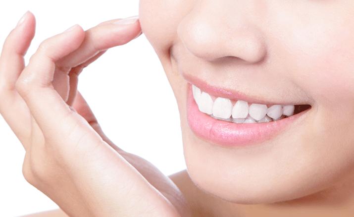 3タイプのホワイトニング法でナチュラルな白い歯へ